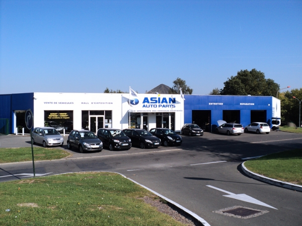 Franchise Asian Auto Parts